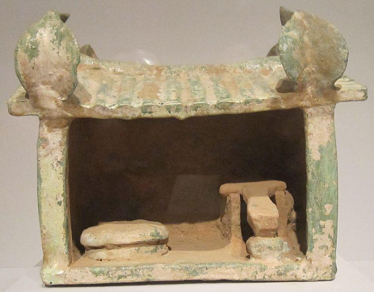 File:Model of a mill, Han dynasty, earthenware with glaze, Honolulu Museum of Art.JPG