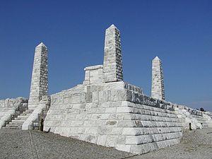 Brezová pod Bradlom - Štefánik's Tomb