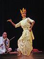 Moine danseur de Majuli (musée Guimet).jpg