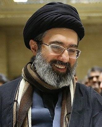 Mojtaba Khamenei - Image: Mojtaba Khamenei 2019
