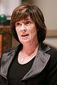 Mona Sahlin, partiledare for Socialdemokraterna i Sverige, talar vid Nordiska Radets session i Helsingfors 2008-10-28.jpg
