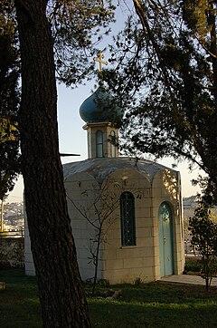 Monastery in Hebron