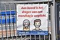 Mondkapje openbaar vervoer te water verplicht in Rotterdam (04).JPG