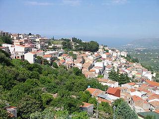 Montagnareale Comune in Sicily, Italy