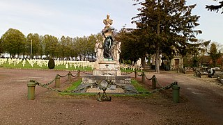 Tomb of Admiral Courbet