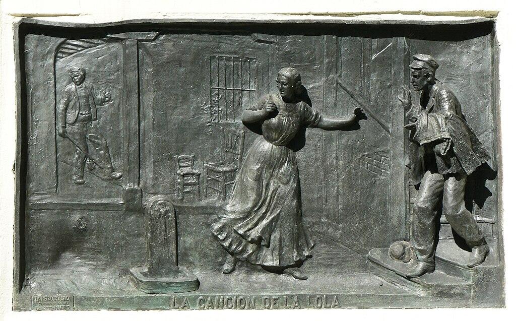 Monumento a los Saineteros Madrileños (Madrid) 07.jpg