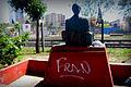 Monumento en la estación de Wilde, Buenos Aires.jpg