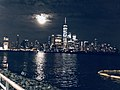 Moonlight shines on the Freedom Tower.jpg