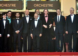 Il cast del film al Festival di Cannes 2012.