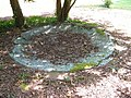 Mosaic drinking bowl, Poltimore - geograph.org.uk - 238650.jpg