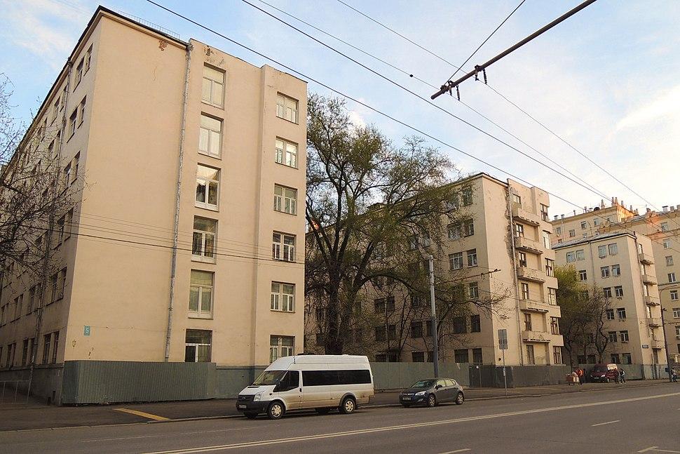 Moscow, B.Pirogovskaya, 51 - Red Professors community (2015) by shakko 02