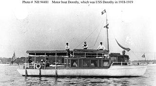 USS <i>Dorothy</i> (SP-1289)
