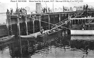USS <i>Itty E</i> (SP-952)