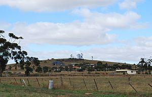 Mount Cottrell, Victoria - Mount Cottrell