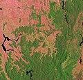 Mount Kosciuszko - Landsat satelite.jpg