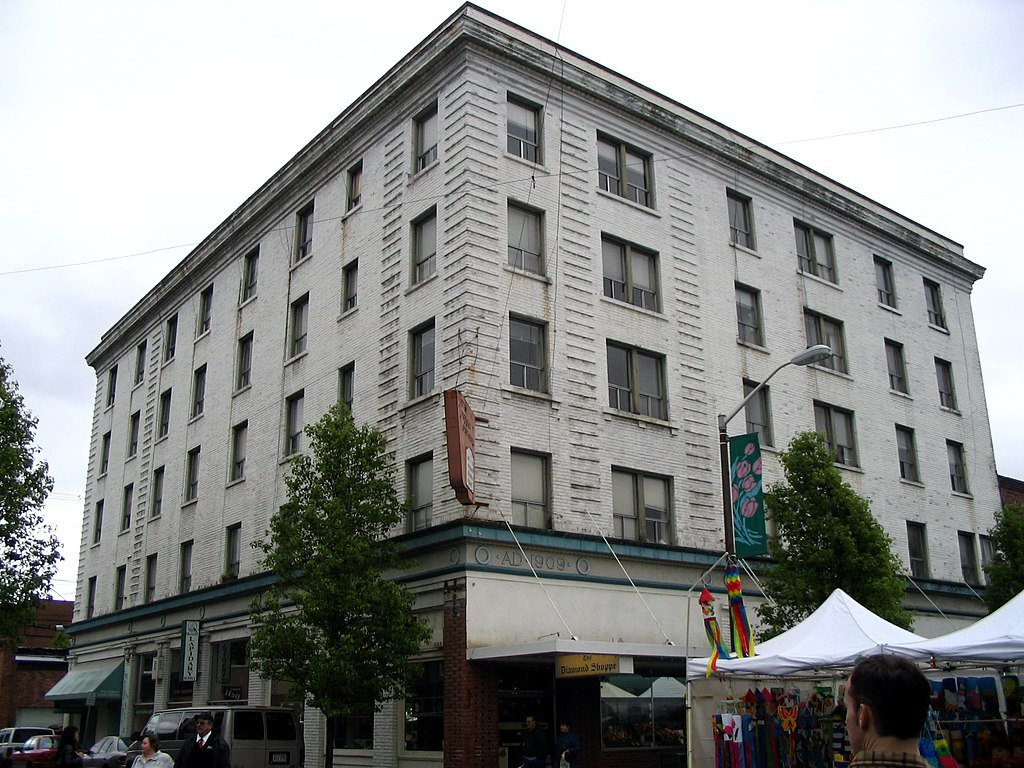 Low Income Apartments Mount Vernon Wa