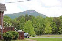Mount Yonah viewed from Yonah Georgia April 2017 2.jpg