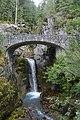 Mt Rainier National Park, WA - Christine Falls and Bridge.jpg
