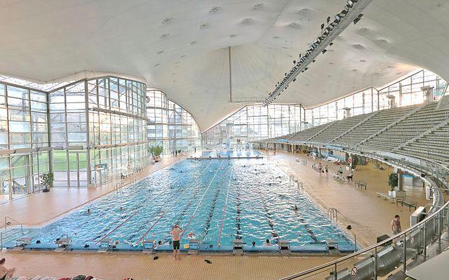 Olympia-Schwimmhalle