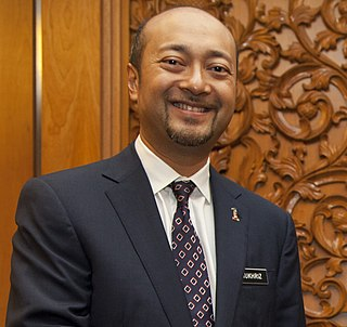 Mukhriz Mahathir Malaysian politician