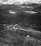 Muldrow Glacier, terminus of valley glacier, August 13, 1961 (GLACIERS 5183).jpg