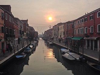 Murano - Rio dei Vetrai, Murano (2015)