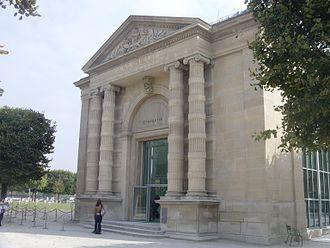 Musée de l'Orangerie - Musée de l'Orangerie entrance