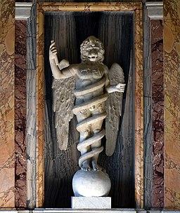 Musei Vaticani Leontocephaline11042017
