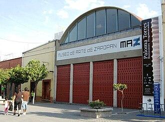 Zapopan - Museo de Arte de Zapopan