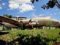 Museu Eduardo André Matarazzo - Bebedouro - Vickers Viscount 701C que voou pela VASP. Este avião foi um dos mais bem sucedidos aviões da geração pós-guerra, sendo construídos no total 445 apar - panoramio.jpg