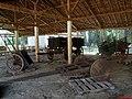 Museu Nacional do Açúcar e do Álcool, popularmente chamado de Museu da Cana. Parada das carroças. A cana-de-açúcar era levada de carroças até o engenho e os trabalhadores dos engenhos tinham peq - panoramio.jpg