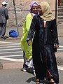 Muslim Women in Street - Piazza District - Addis Ababa - Ethiopia (8665513311).jpg