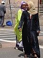 Muslim Women in Street - Piazza District - Addis Ababa - Ethiopia (8665513311).jpg