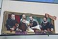 Muurschildering 'Bourgondische heren' Weert 01.jpg