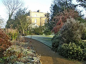 Myddleton House and Garden, Bulls Cross, Enfield