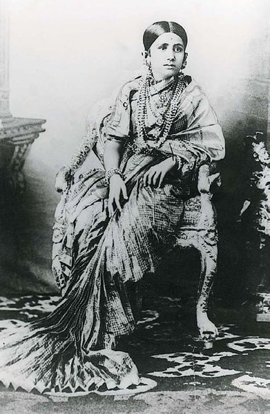 File:Mysore Noble Women.jpg