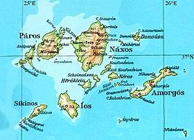Naxos Delos Tour