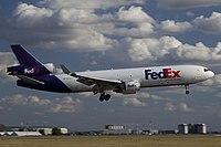 N588FE - MD11 - FedEx