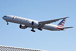 N726AN Boeing 777 American (14622764348).jpg