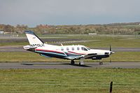 N850LH - TBM8 - National Airlines