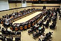 NATO Ministers Discuss Afghanistan During Daylong Meetings in Brussels (14320491848).jpg