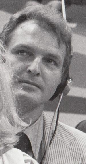 John Hart (journalist) - Hart at the 1976 Democratic National Convention