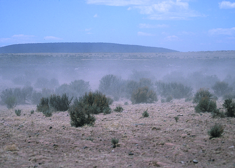 New Mexico Drought