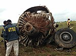 NTSB Investigators on scene UPS1354 (9509246197).jpg