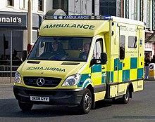 North West Ambulance Service - Wikipedia