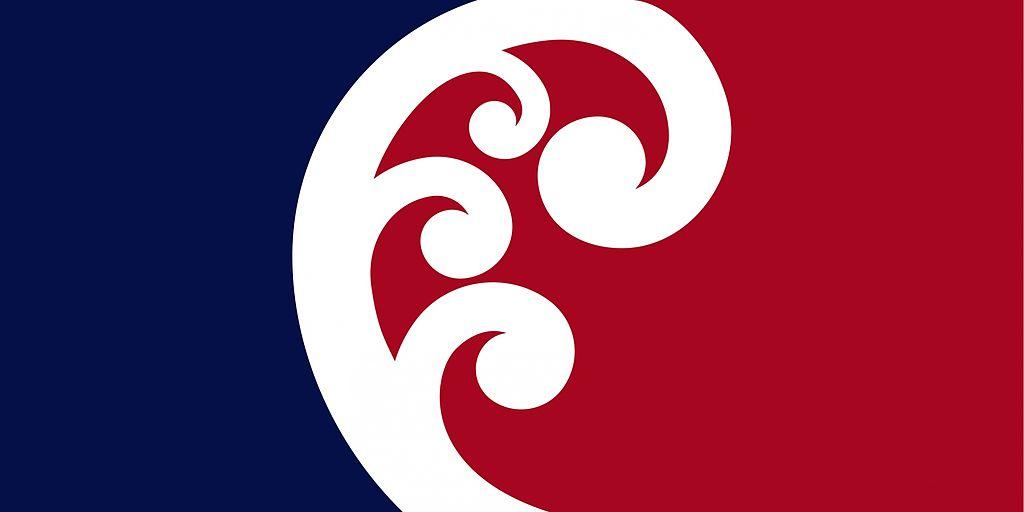 filenz flag design unity koru by paul densemjpg - Flag Design Ideas