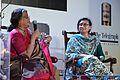 Nabaneeta Dev Sen and Antara Dev Sen - Kolkata 2013-02-03 4338.JPG