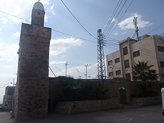 Beit Ummar - The Mosque of Nabi Matta, 2011