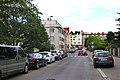 Nad Olšinami street, Praha, north part.jpg