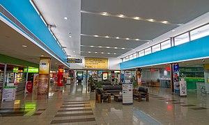 Nadi airport - Arrivals 2